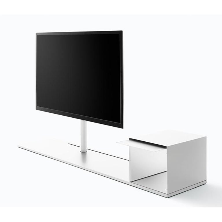 Desalto Quot Sail Quot Tv Stand In Polished Stainless For Sale At
