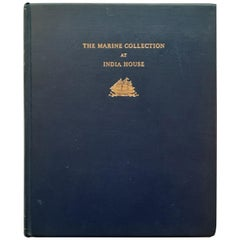 Descriptive Catalogue of the Marine Collection to Be Found at India House