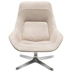De Sede DS-144 Armchair in Kit Beige Upholstery by Werner Aisslinger