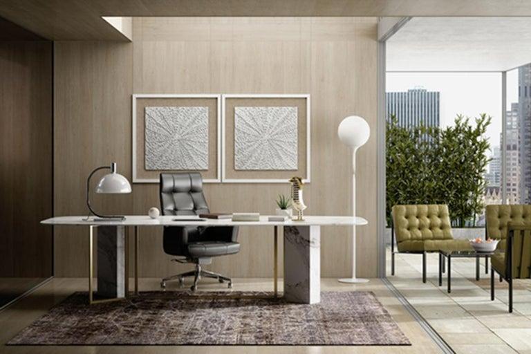 Swiss De Sede DS-257/11 Executive Armchair in Black Upholstery by De Sede Design Team For Sale