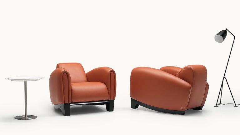 Swiss De Sede DS 57 Armchair in Teak Upholstery by Franz Romero For Sale