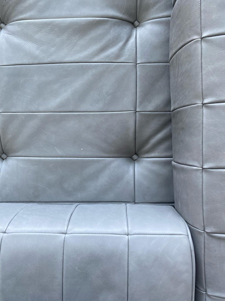 DeSede DS 80 Leather Daybed Sofa For Sale 1