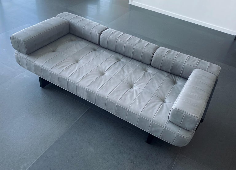 DeSede DS 80 Leather Daybed Sofa For Sale 2