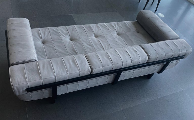DeSede DS 80 Leather Daybed Sofa For Sale 3