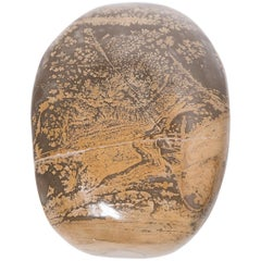 Desert Meditation Stone