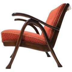 Design Sessel von Thonet, 1930er Jahre