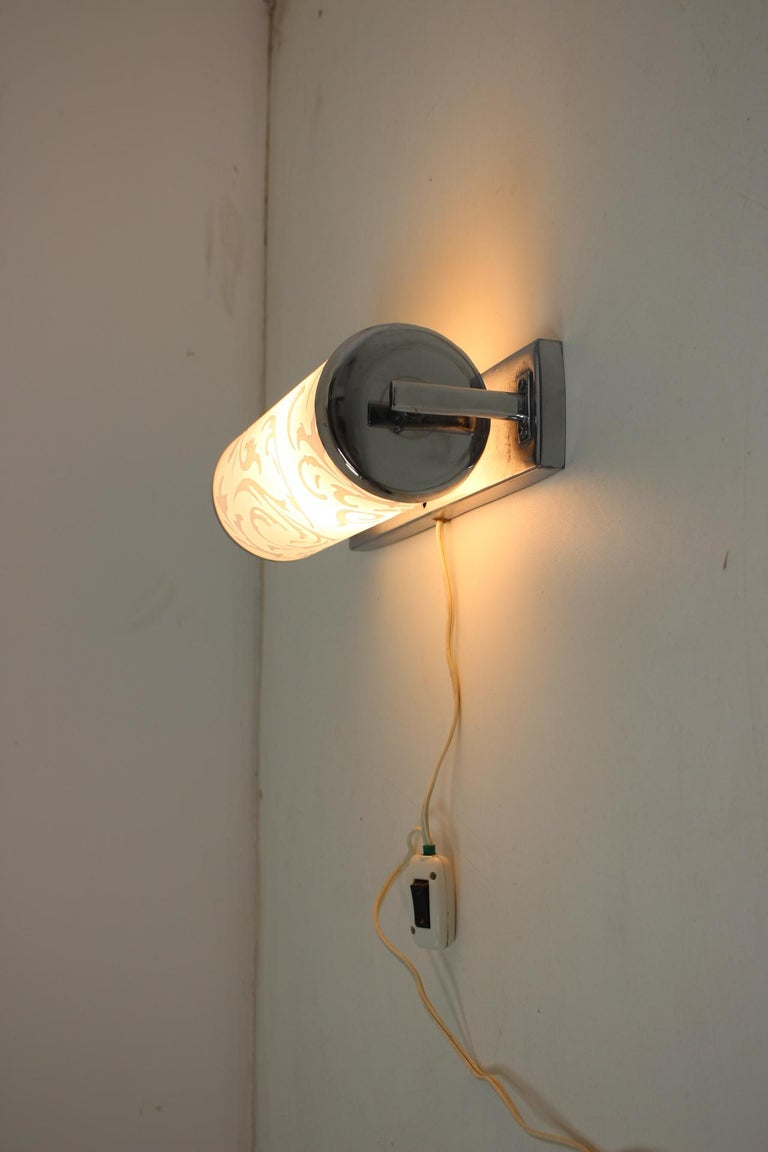 Design Art Deco Wall Lamp/Sconces, 1930s For Sale 4