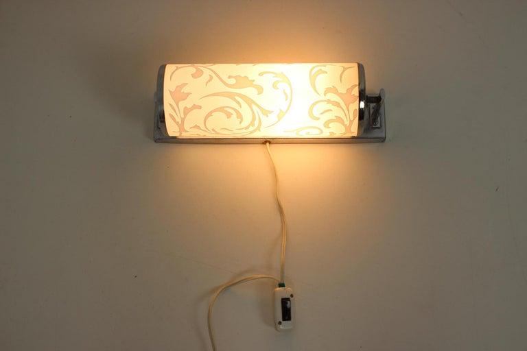 Design Art Deco Wall Lamp/Sconces, 1930s For Sale 5