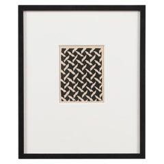 Design by Louis Lang Working in Paris, Bianchini-Ferier Archive