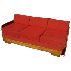 Design Couch J.Halabala from 1960