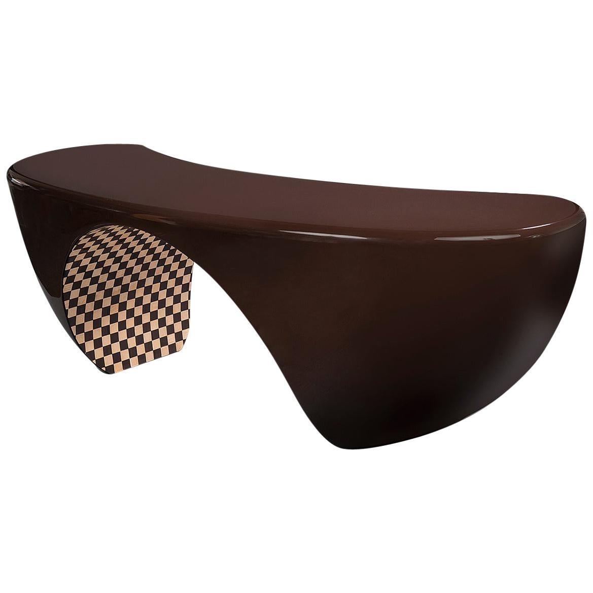Design Desk, French Designer Charly Bounan