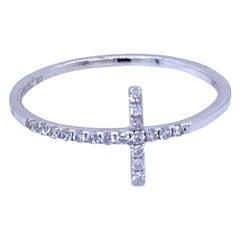Design Diamond 18 Karat Gold Ring