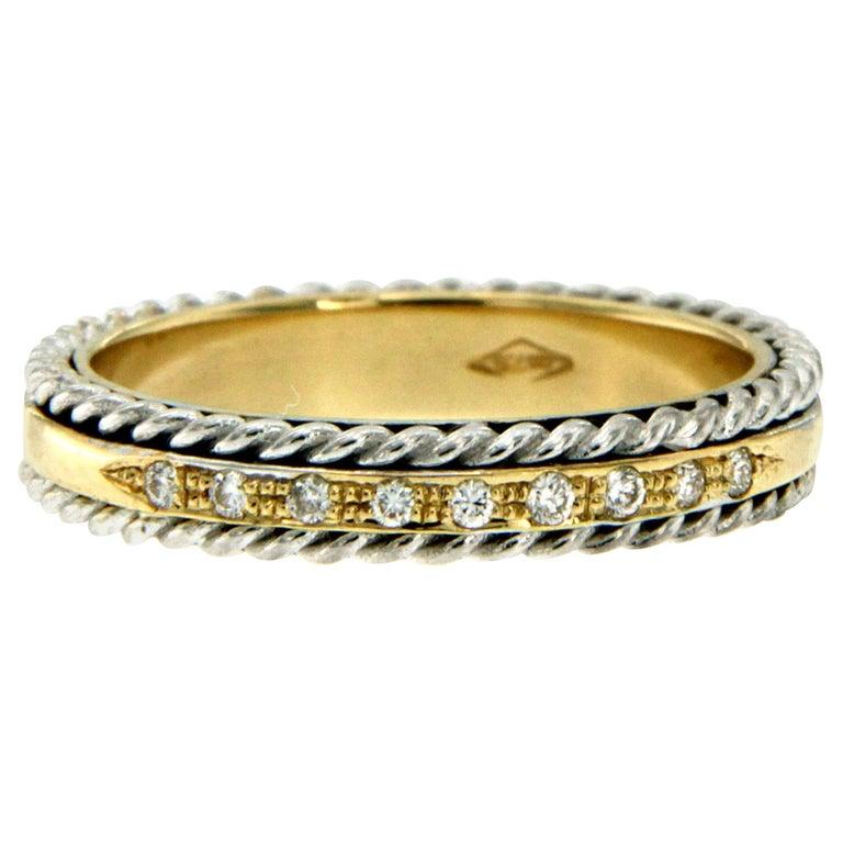 Design Diamond Wedding Band Ring For Sale