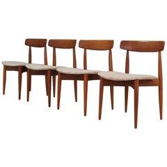 Design H.W.Klein Chairs Danish Vintage, 1960s-1970s