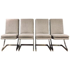 Design Institute America Sling Back Dining Chairs