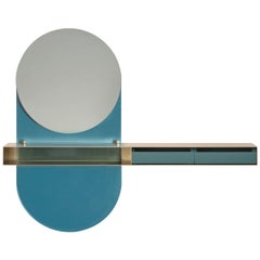 Design Italian Mirror by Mauro Accardi and Silvia Buccheri for Medulum