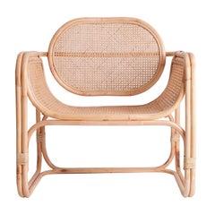 Design-Rattan und Wicker Sessel