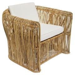 Design Rattan Armchair