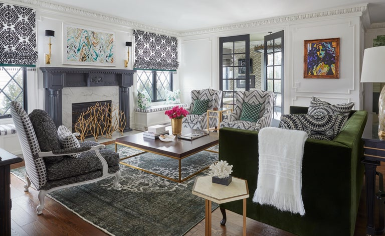 American Design Remix A New Spin on Traditional Rooms For Sale