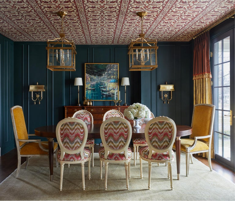 Contemporary Design Remix A New Spin on Traditional Rooms For Sale