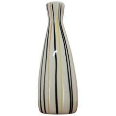 "Design Vase Called ""Pyjamas"", Jarmila Formankova for Dittmar Urbach"