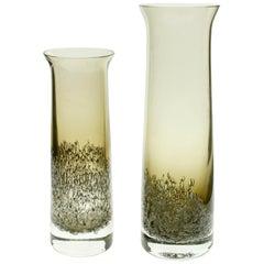 Vases by Heinrich Loffelhardt for Schott Zwiesel, 1950s