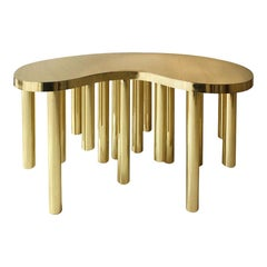 "Designed by Superego Contemporary Modern ""Stalattite"" Model Italian Console"