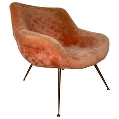 Designer armchair Fritz Neth, Correcta, 1950s