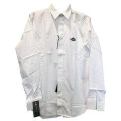 Designer DIOR Air Long Sleeve Shirt - White 39