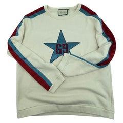 Designer Gucci GG Star Sweatshirt