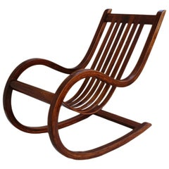 Designer Studio Crafted Rocking Chair Rocker