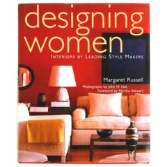 Designing Women, Interiors, Leading Style Makers, Margaret Russell, 1st Edition