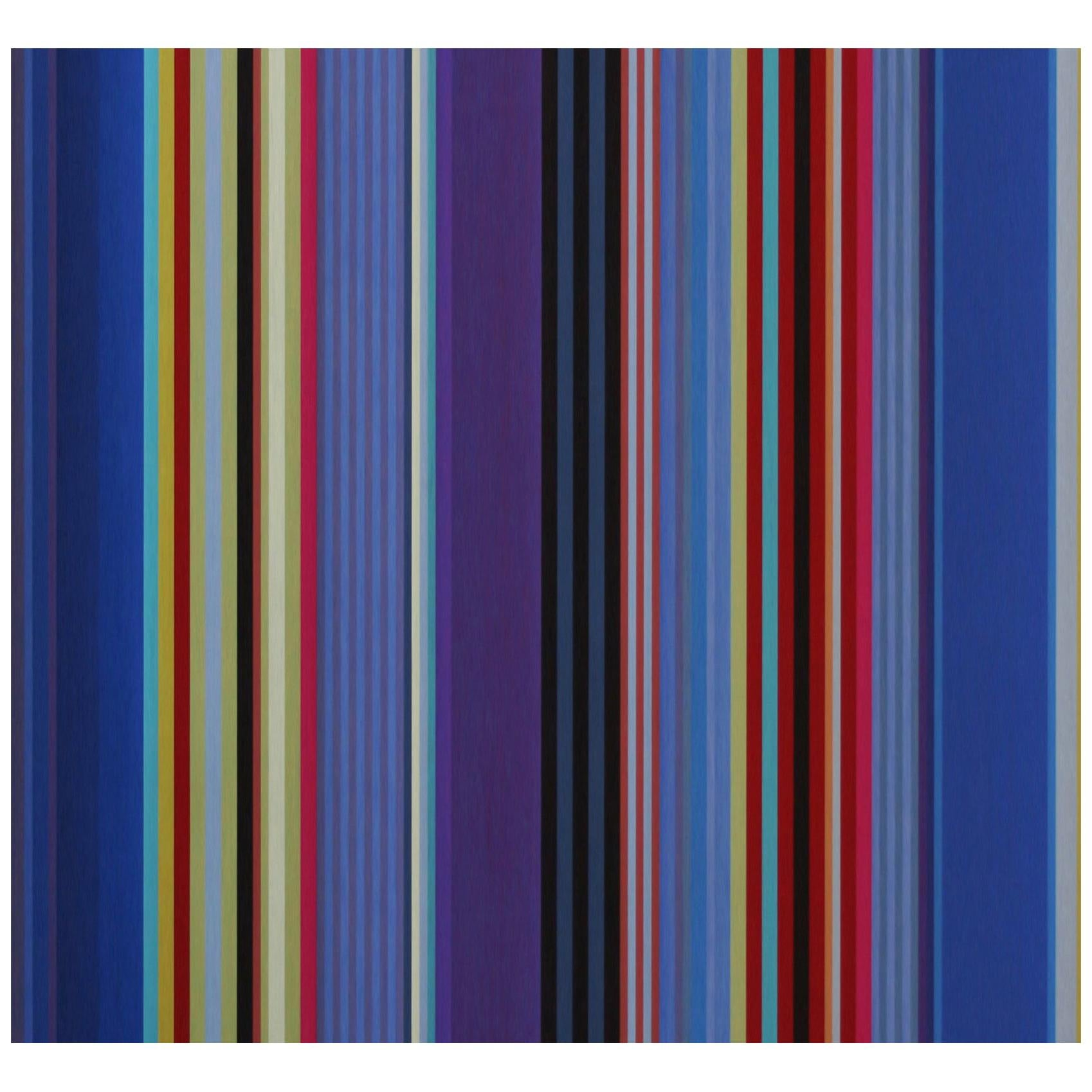 Designtex Clarkenwell Royal Wool Textile, Wallace and Sewell, UK, Cooper Hewitt