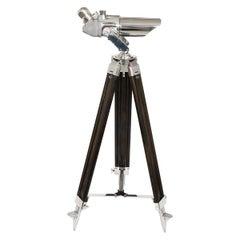 Desirable Jos Schneider & Co DKL Binoculars, Rare & Historical Object