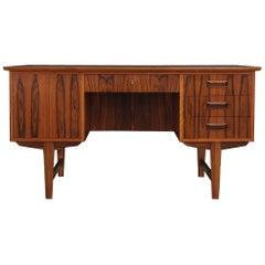 Desk 60 70 Vintage Rosewood