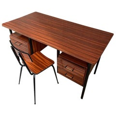Desk and Chair, circa 1960