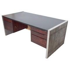 Desk by Billy Joe McCarroll David Gillespie Form and Surfaces Inc Santa Barbara