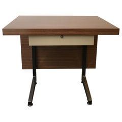 Desk by Daciano da Costa for Metalurgica da Longra