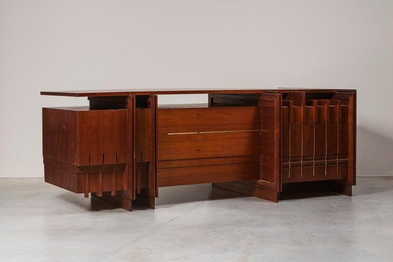 Italian Desk by Giorgio Preti