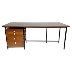 Desk by Jules Wabbes for Mobilier Universel, Belgium, 1960s