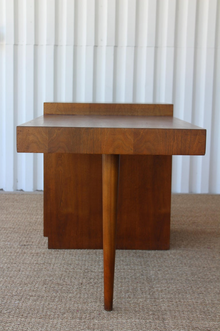 American Desk by T.H. Robsjohn-Gibbings for Widdicomb, U.S.A, 1950s For Sale