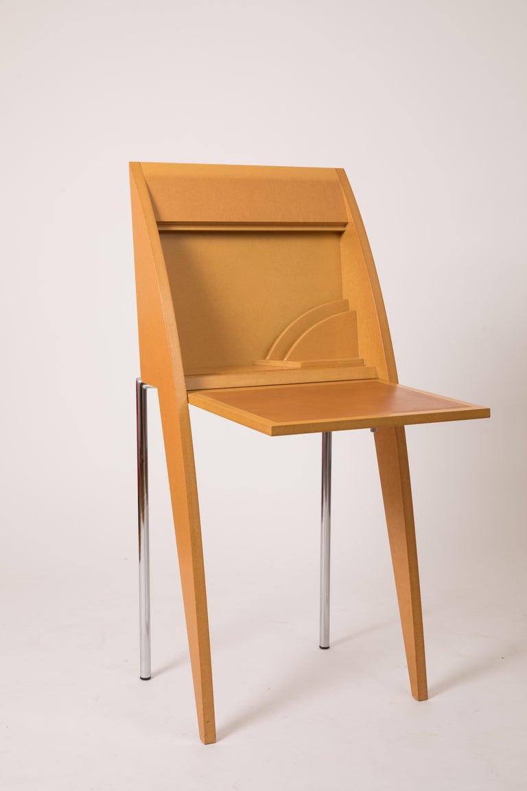 Post-Modern Desk by Thibault Desombre for Transfert For Sale