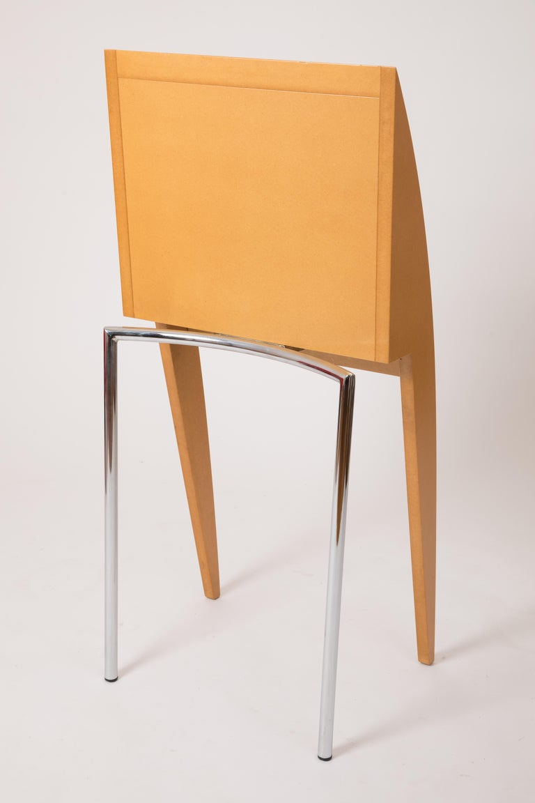Late 20th Century Desk by Thibault Desombre for Transfert For Sale