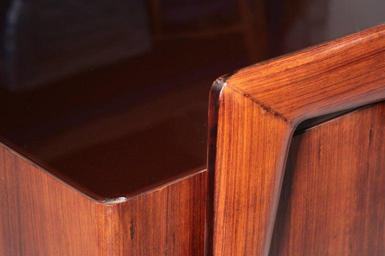 Desk by Vittorio Dassi, 1950s Italian Design For Sale 12