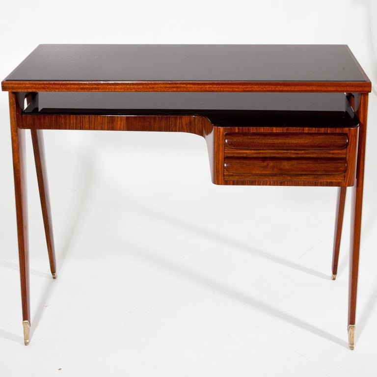 Mid-Century Modern Desk by Vittorio Dassi, Italy, 1950s For Sale
