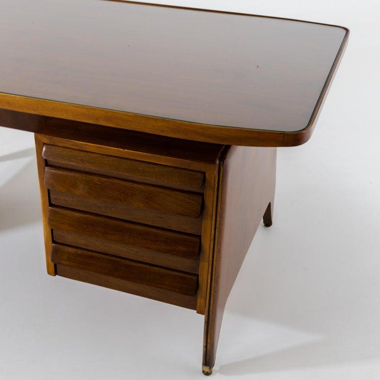 Mid-Century Modern Desk by Vittorio Dassi, Italy, 1950s
