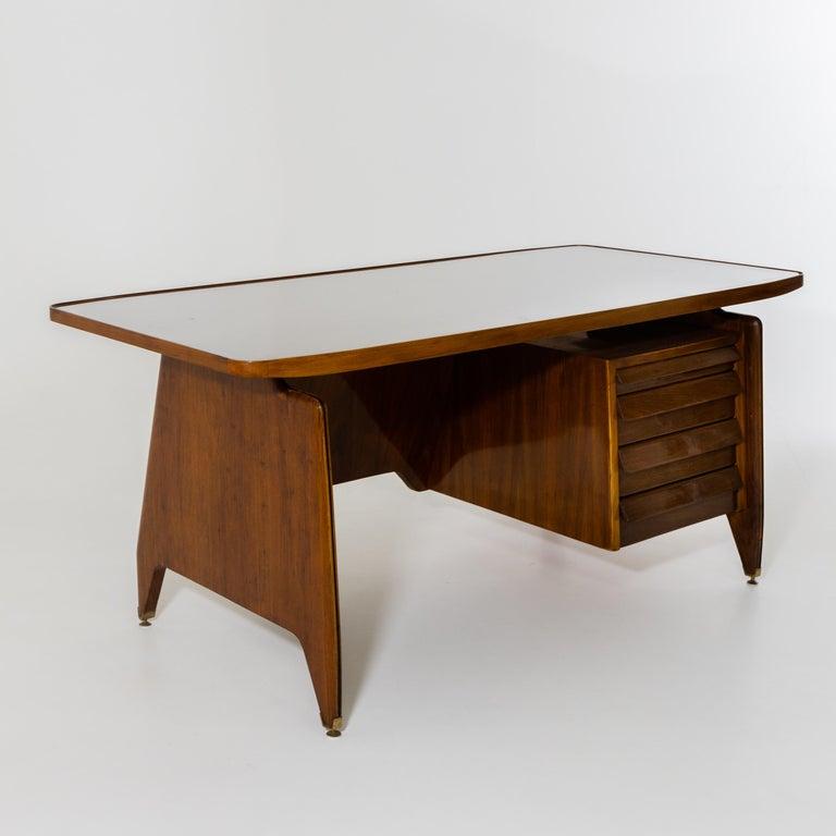 Mid-20th Century Desk by Vittorio Dassi, Italy, 1950s
