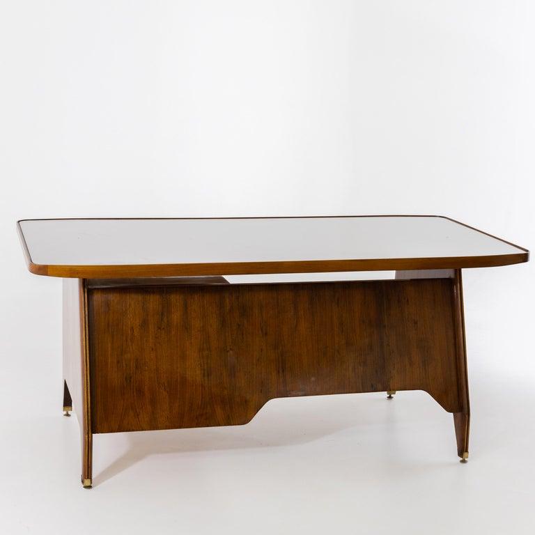 Desk by Vittorio Dassi, Italy, 1950s 1