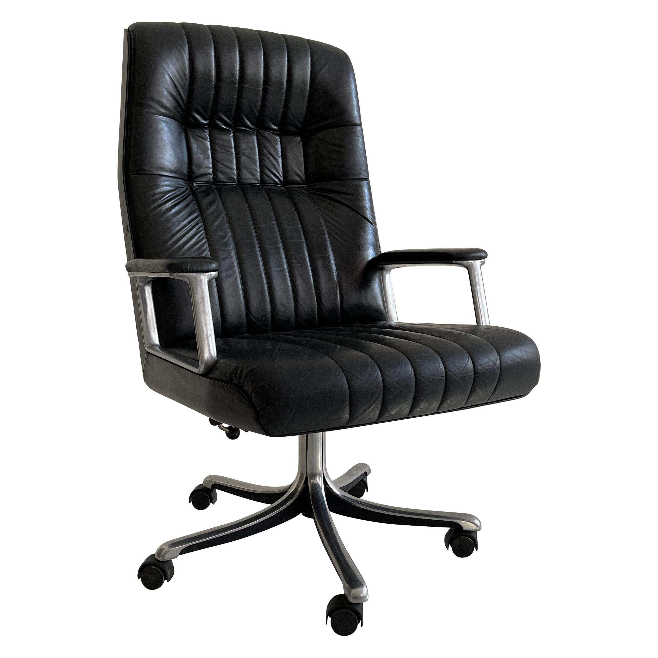 Desk Chair by Osvaldo Borsani for Tecno, Italy, 1960s