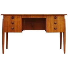 Desk Danish Design Retro Teak, 1960-1970